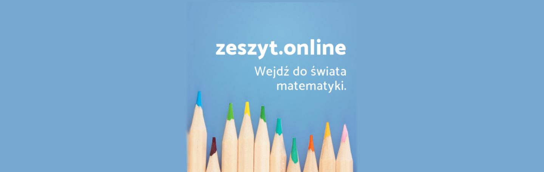 """Dyplom od """"zeszyt.online"""""""