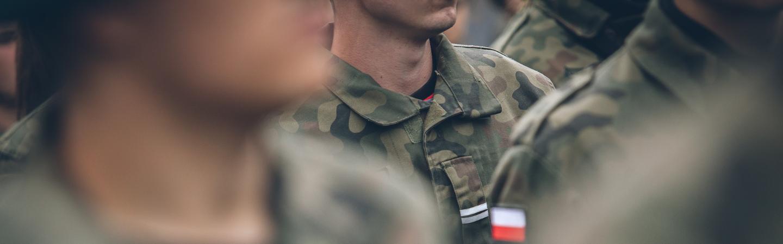 baner wojsko