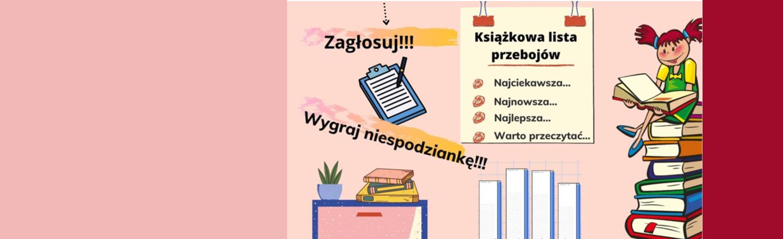 """Akcja """"Książkowa lista przebojów"""""""